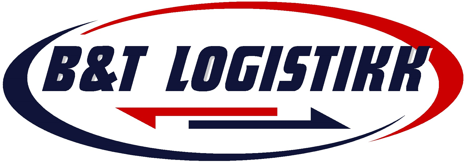 B&T Logistikk Logo